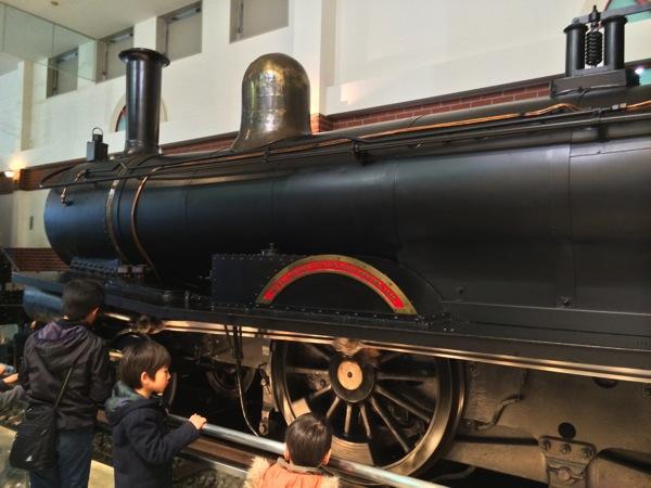 東武博物館 機関車1