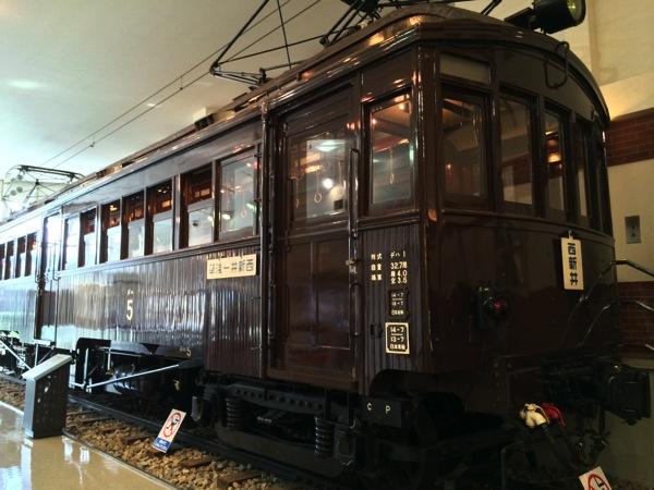 東武博物館 木造電車