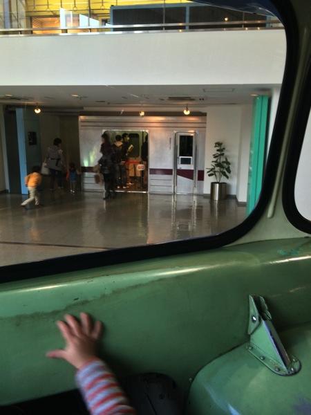 東武博物館 キャブオーバーバス