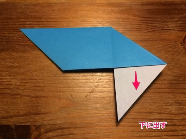 クリスマス 折り紙:折り紙 車-ikumen-kotanosuke.com