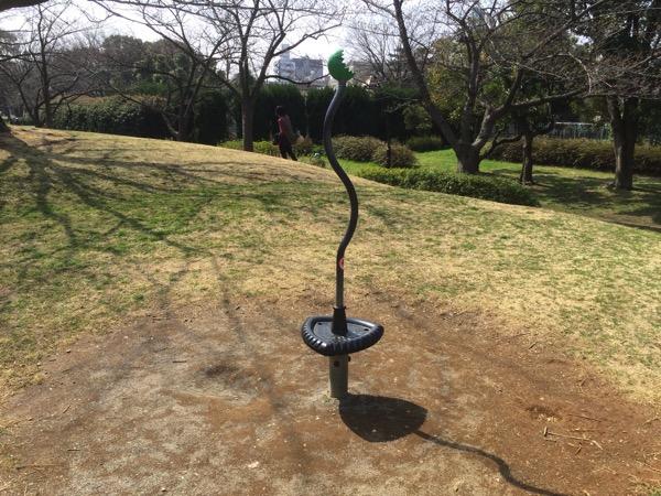猿江恩賜公園の遊具