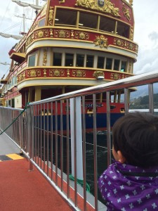 必見!芦ノ湖の箱根海賊船に実際に乗ってわかったおすすめの乗り方