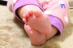 子供の足を浮き指にしない!今から取り組む2つの予防方法!
