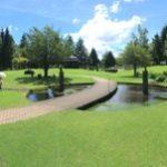 蓼科湖畔の「蓼科高原芸術の森彫刻公園」の芝生が超美しい件
