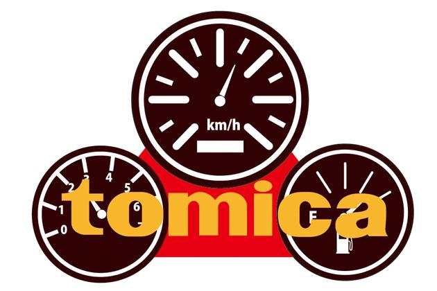 トミカのブランドロゴ