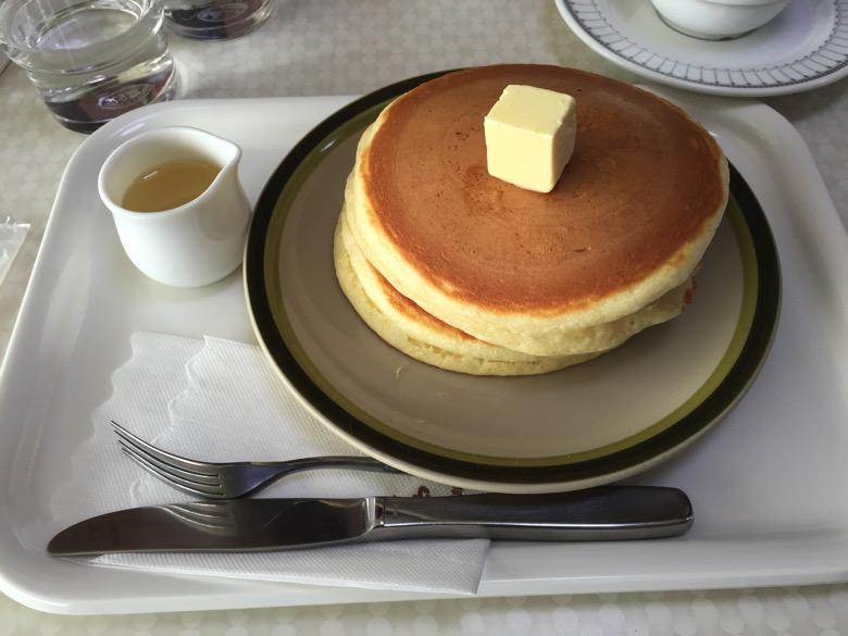 なかぱんのホットケーキ