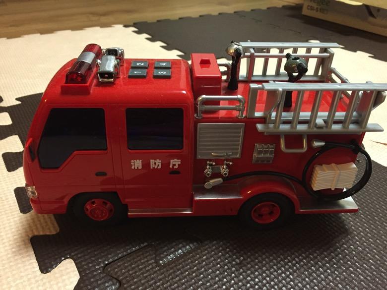 トイコー サウンドポンプ消防車