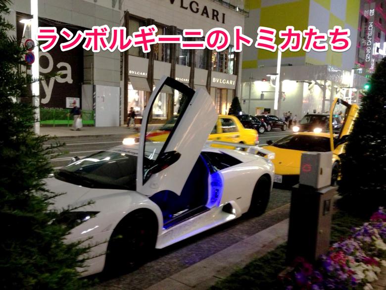 Lamborghini tomica