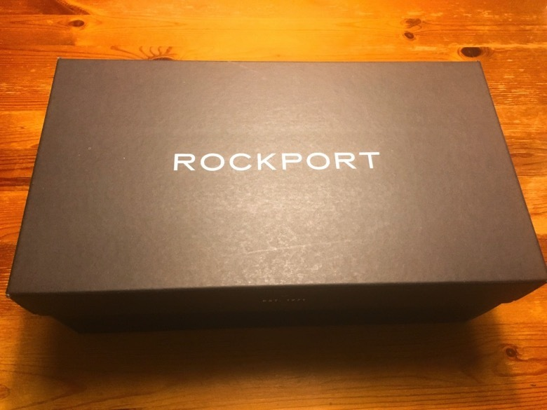ROCKPORTの靴