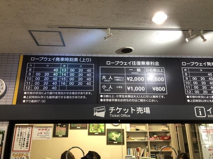 湯沢高原ロープウェイ