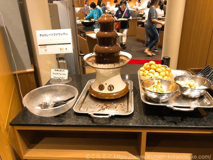 タングラム斑尾のバイキング(夕食&朝食)の内容まとめ!洋食、和食なんでもござれで選んで楽しい