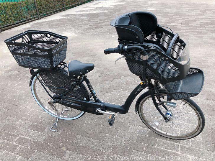 【ActiveWinner 自転車カバー レビュー】3人乗り子供乗せ自転車対応のラージサイズ