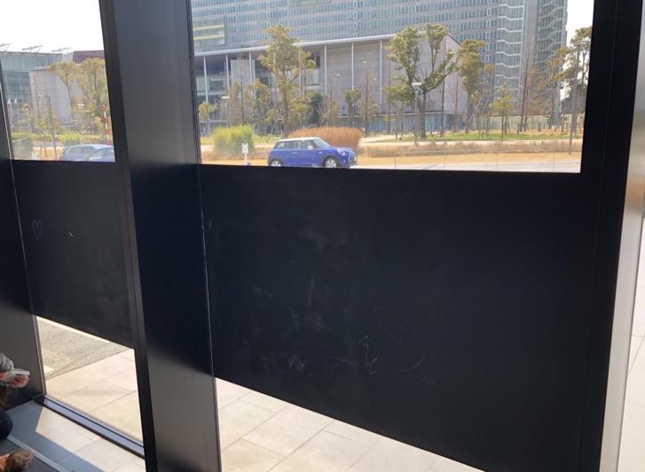 BMWのキッズスペース