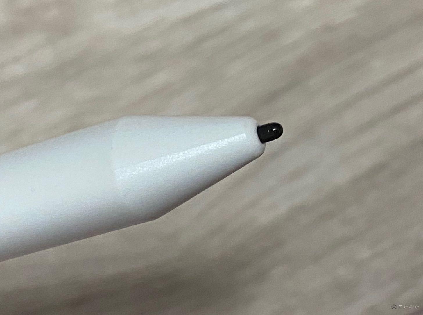 スマイルゼミのペン先交換